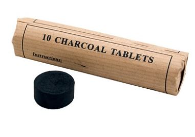 Charcoal Tablets for Incense & Indirect Burning